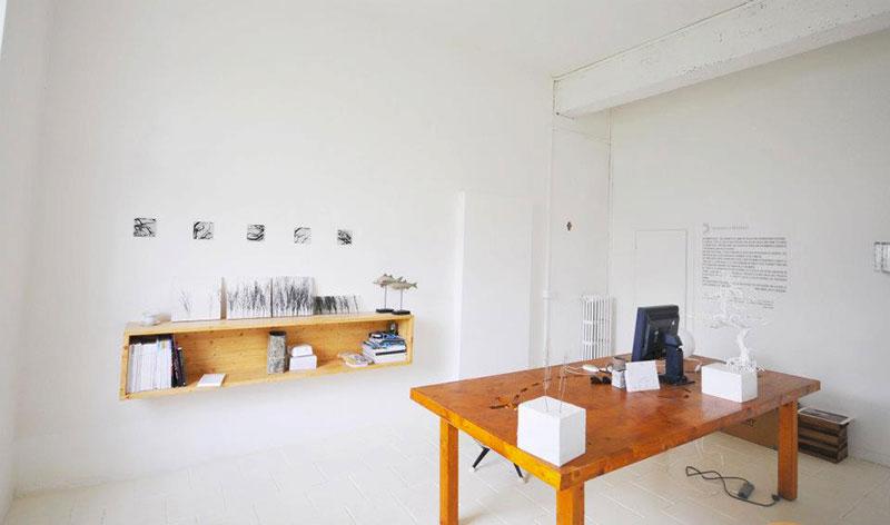 Studio d'artista Francesco Bruni Firenze Ambasceria Cult