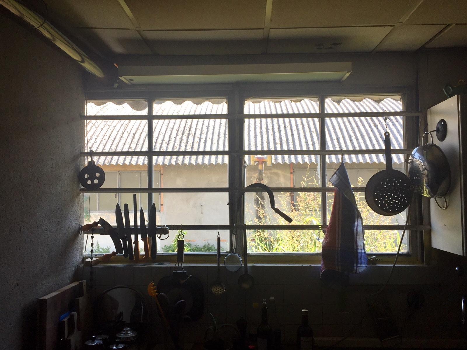 Descrizione della location casa d'artista di Matia Chincarini per Ambasceria Cult