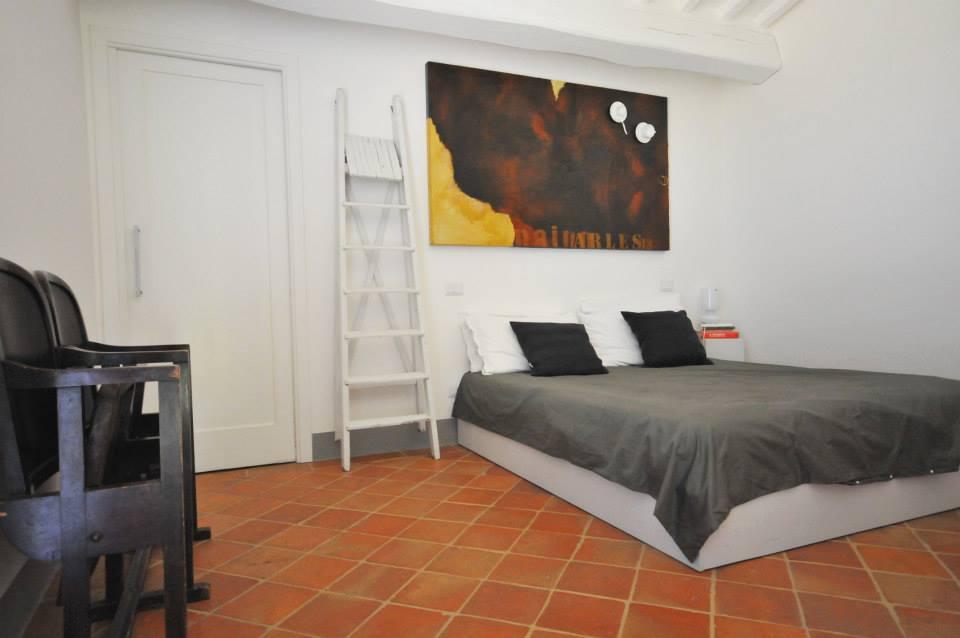 Descrizione della location Casa d'artista Bruni Piccirillo per Ambasceria Cult