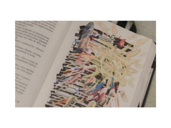 Esempi di Caviardage durante un laboratorio di scrittura creativa
