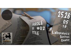 Laboratorio di scrittura creativa Parole di Stile 02_Trieste