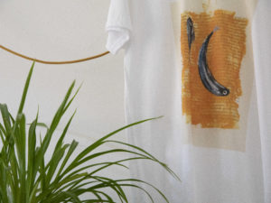T-shirt accighe oro_Zeno Travegan