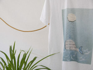 T-shirt balena_Zeno Travegan