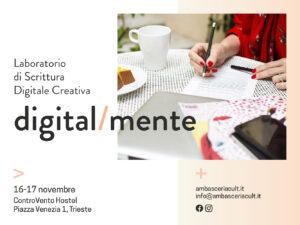 Digital-mente_Laboratorio di Scrittura Digitale Creativa