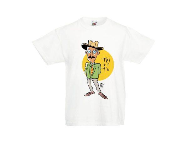 T-shirt d'autore bambino dell'illustratore Niccolò Storai