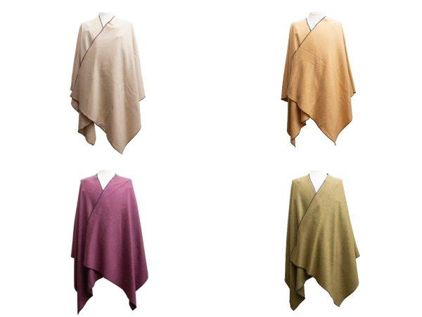 Mantelle Pastrano in vari colori
