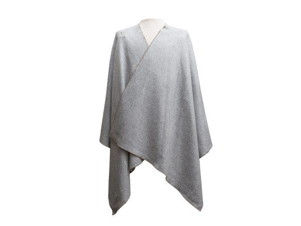 Mantella Pastrano colore grigio