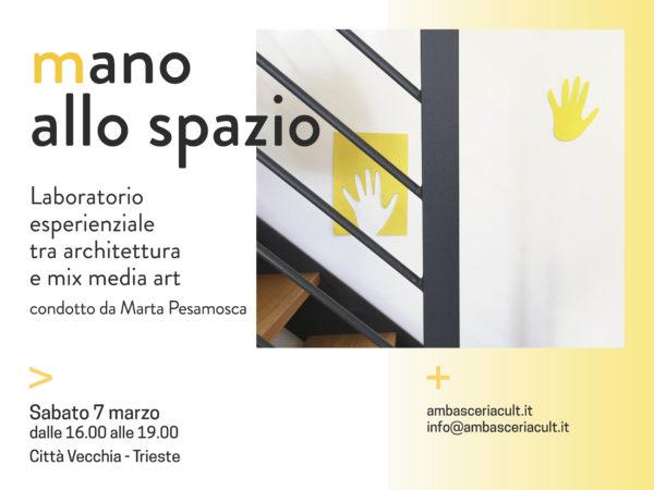 Tempo libero fra architettura e mix media art sabato 7 marzo 2020 a Trieste