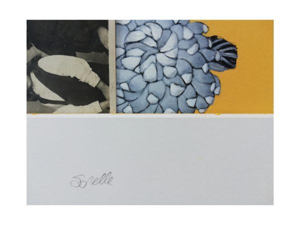 Tempo libero artistico-espressivo nel laboratorio Dittico Floreale condotto da Barbara Stefani il 3 ottobre 2020 ad Aurisina Trieste