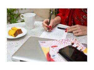 Il 15 22 29 aprile 2021 corso di scrittura creativa online condotto da Leonardo Chiti