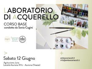 Laboratorio di Acquerello-12 Giugno 2021-Trieste-01