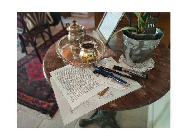 Scrittura creativa poetica a Trieste domenica 6 giugno 2021