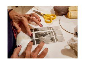 Fotografia e pittura in acrilico con Barbara Stefani sabato 17 luglio 2021 a Trieste