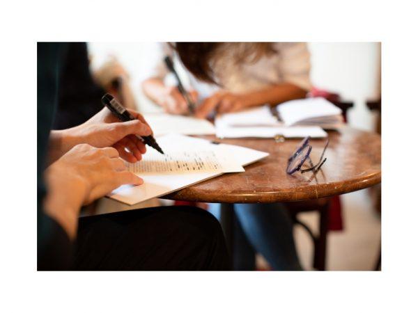Esercizi di scrittura creativa tra poesia e racconto domenica 4 luglio 2021 da MADA a cividale del Friuli